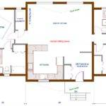 Best Open Floor House Plans Cottage