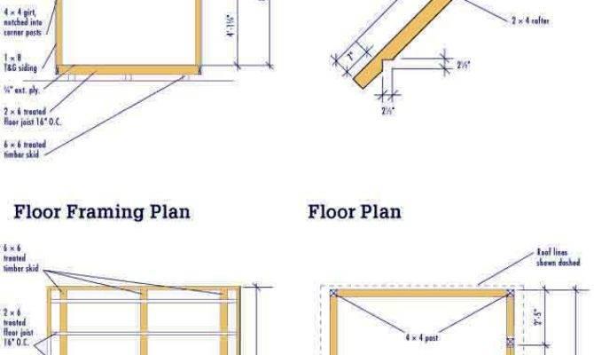 Best Outdoor Storage Building Plans Fun Easy