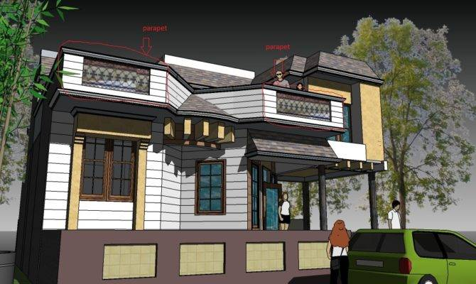 Best Parapet House Plans Home Building