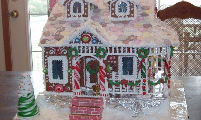 Best Photos Victorian Gingerbread House Patterns