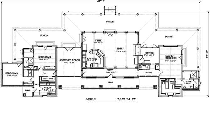 Best Ranch Style Home Plans Homes Floor