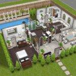 Best Sim Freeplay Pinterest Sims House