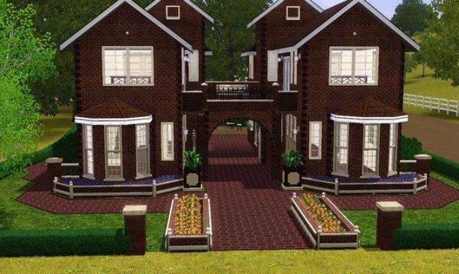 Best Sims Building Ideas Pinterest Homes