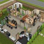Best Sims Freeplay Pinterest Homes