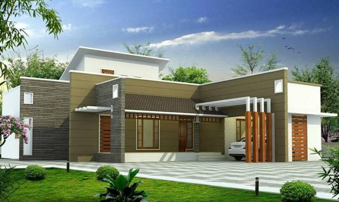Best Single Floor Home Designs Collection Homezonline