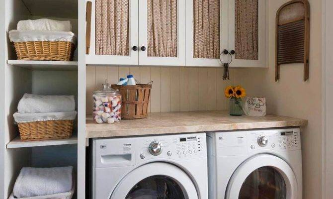 Best Small Laundry Room Design Ideas