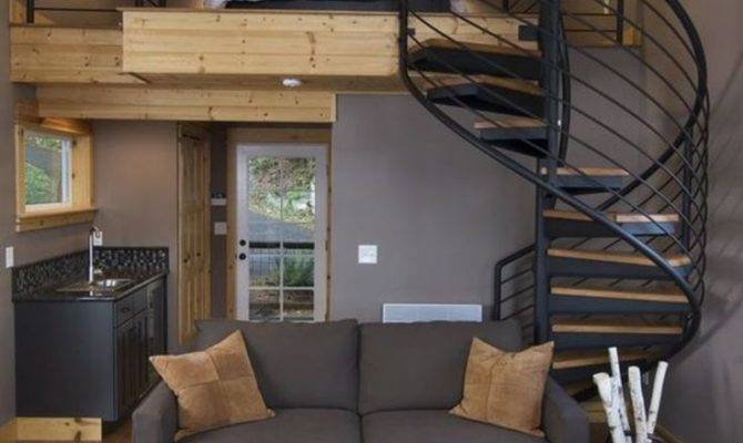 Best Small Loft Ideas Pinterest
