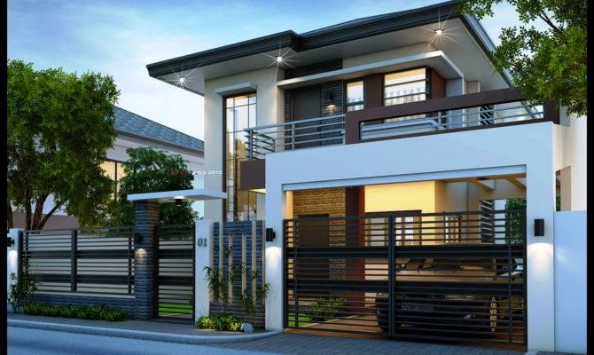 Best Storey Modern House Plans