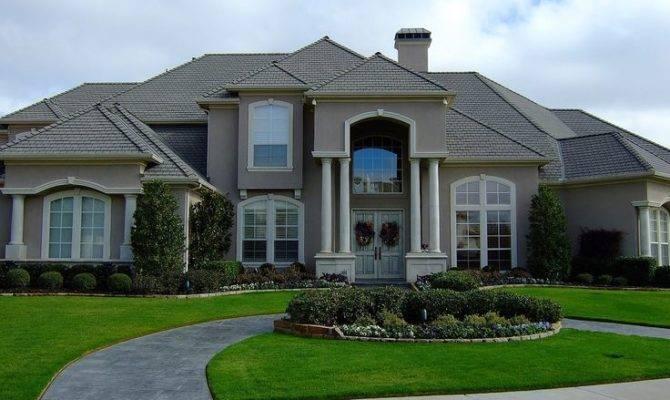 Best Stucco Homes Pinterest