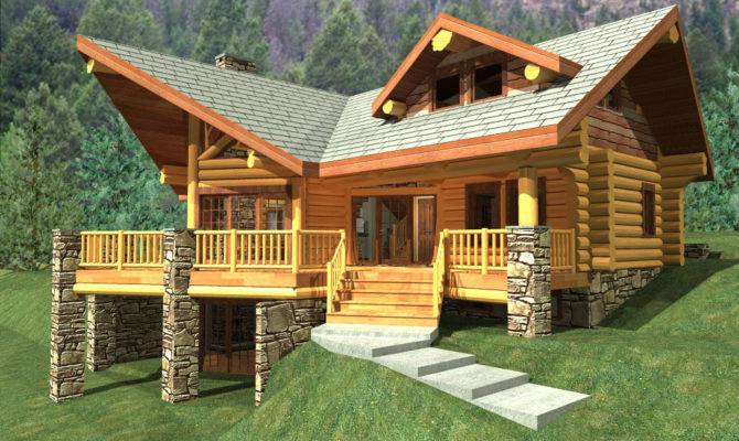 Best Style Log Cabin Home Great Escapism