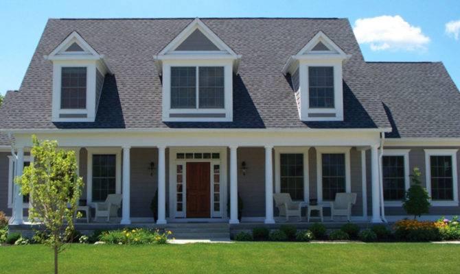 Best Window Styles Cape Cod Home