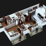 Bhk Bungalow Design Joy Studio Best