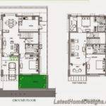 Bhk Duplex Gujarat Pattren House Plans Latest Home Designs