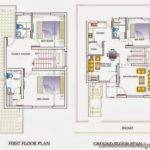 Bhk Duplex Simple Plan Latest Home Designs