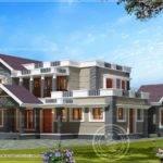 Bhk House Exterior Design Feet Plans