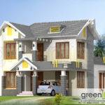 Bhk House Plans Kerala Keralahouseplanner Home Designs