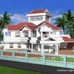 Bhk Luxury House Design New Indian Independent