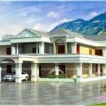 Bhk Super Luxury Home Elevation Kerala Design