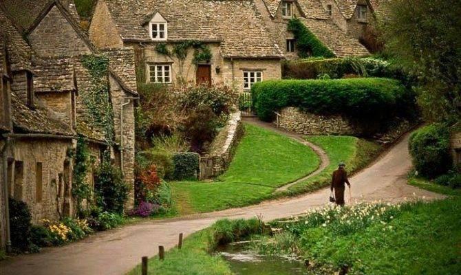 Bibury England Canuckabroad Places