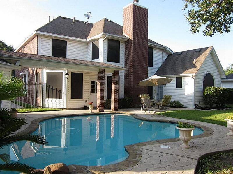 Beautiful Mansions Pools Home
