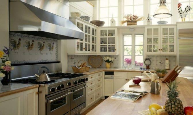 Big Country Kitchen Design Ideas