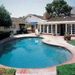 Big Houses Outdoor Pools Homes Swimming Pool