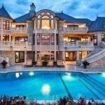 Big Houses Pools Slides Artflyz
