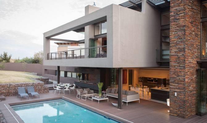 Big Modern House Plans Plan