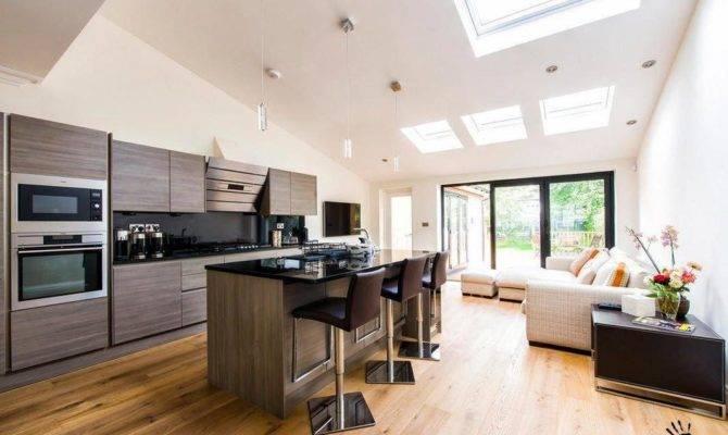 Big Sectional Living Room Sofa Along Practical Open