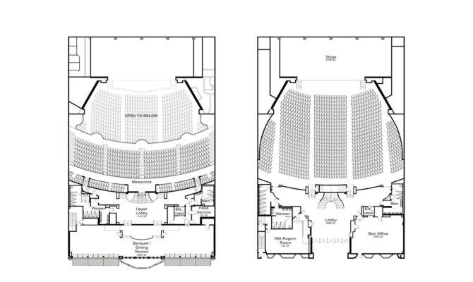 Bim Services Planning Design Constructability California Theater