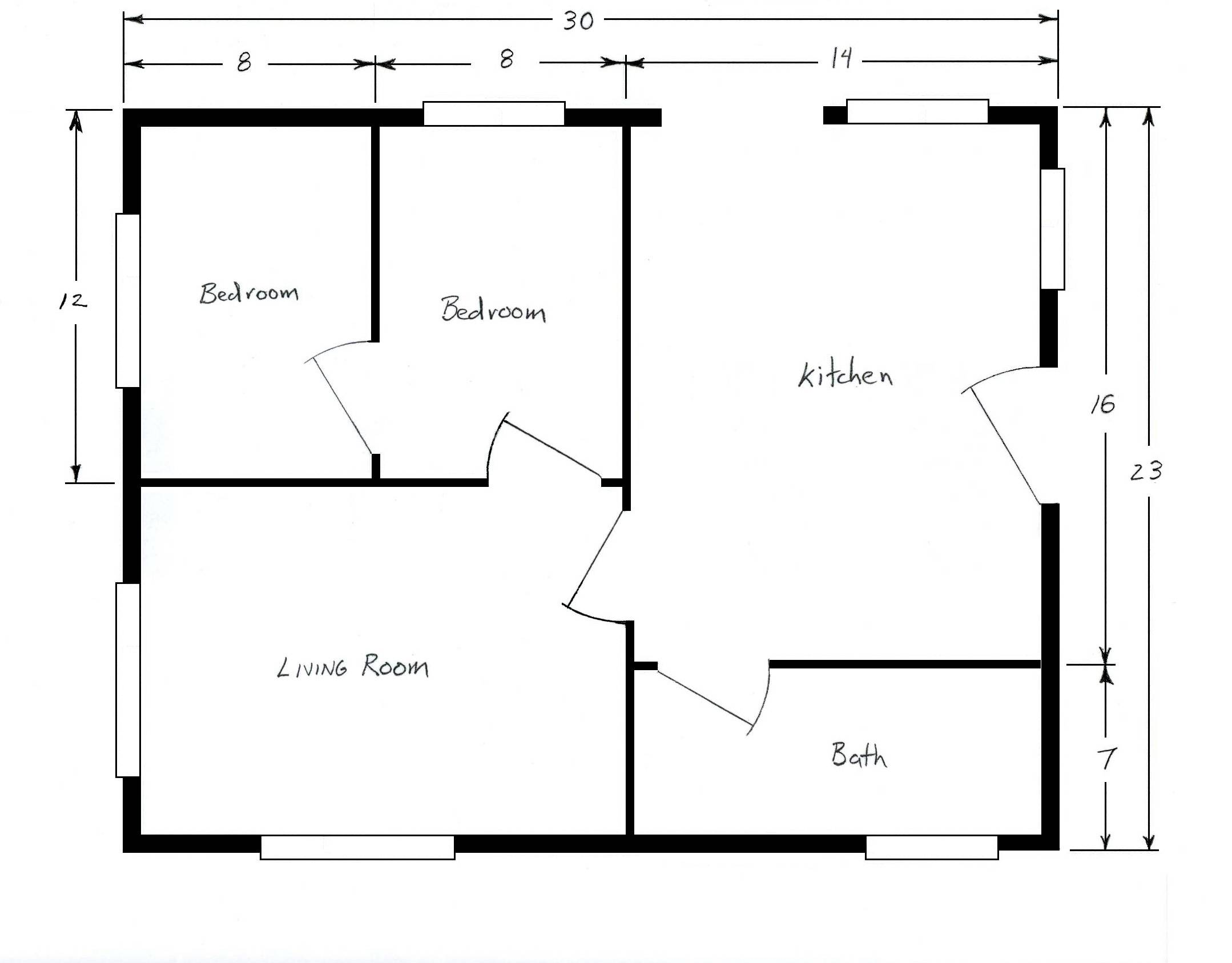 Blank House Floor Plan Template Details Floorplan Home Plans