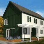 Blu Homes Unveil Classic New England Style Lofthouse Prefab Home