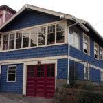 Blue Craftsman House Flickr Sharing