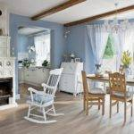 Blue White Home Decor Country House Style