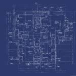 Blueprint Floorplan