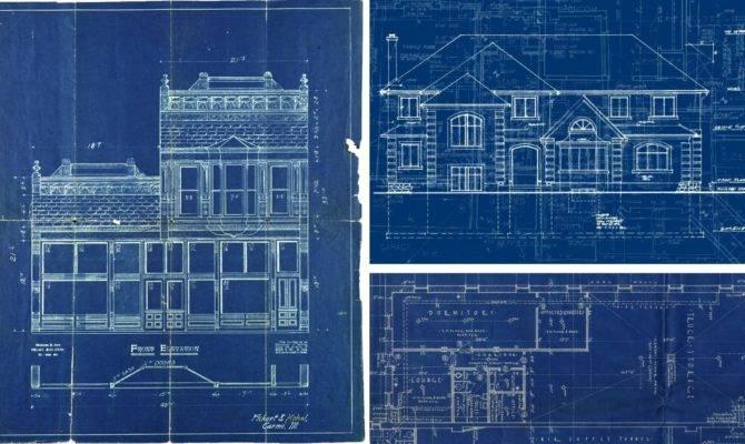 Blueprints Buildings