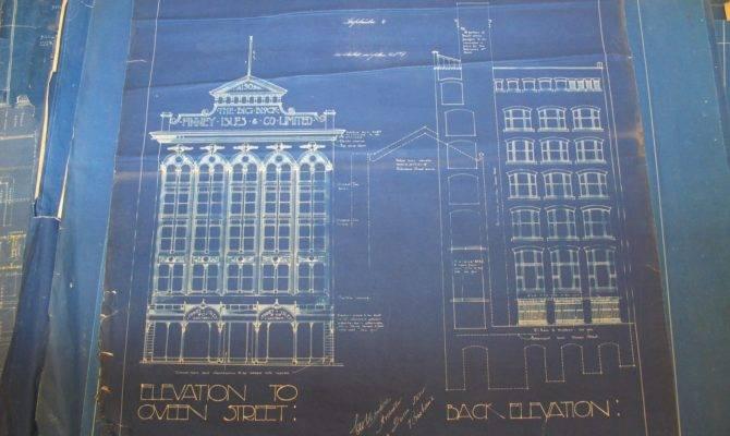 Blueprints Famous Buildings Building
