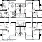 Blueprints Floor Blueprint Awesome Apartment Building