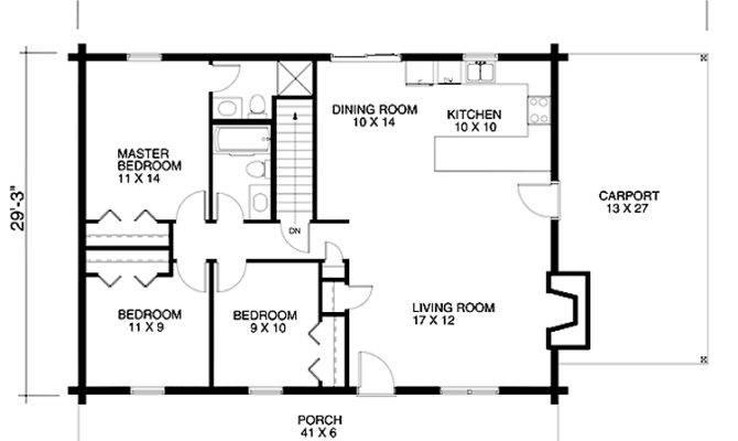 Blueprints House Interior