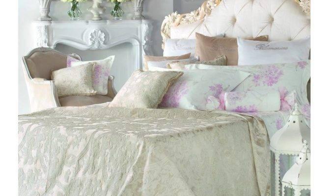 Blumarine Home Collection Luxury Copriletto Matrimoniale