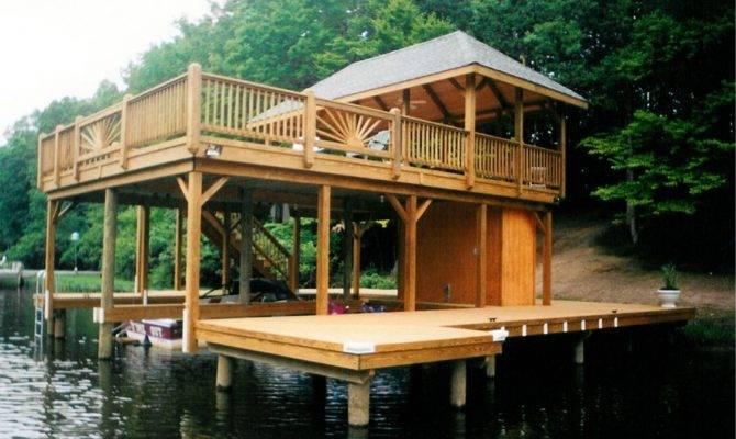 Boat Dock Builder