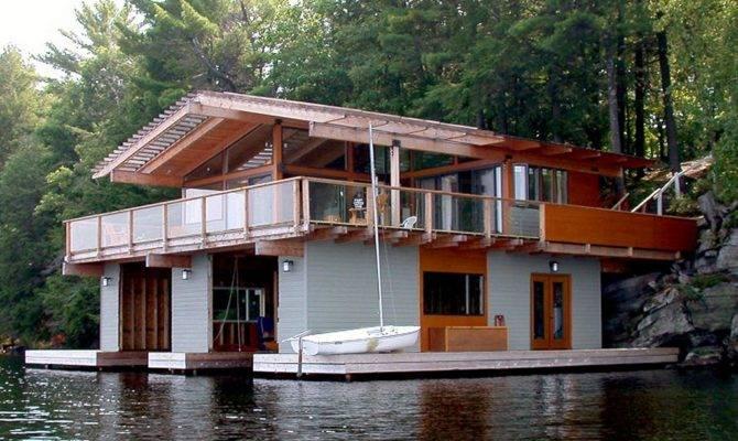 Boat House Plans Smalltowndjs