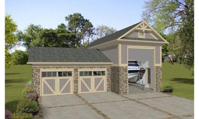 Boat Storage Garage Plan