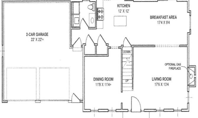 Bonus Room Above Garage House Plans