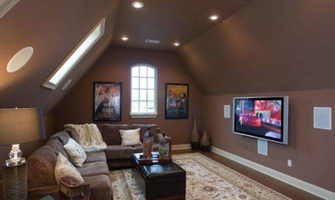 Bonus Room Over Garage Houzz