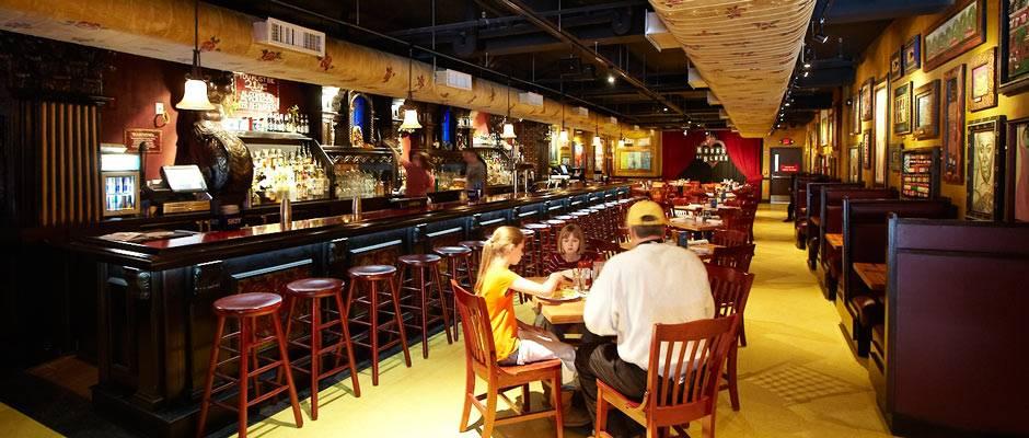 Boston House Blues Restaurant Club Cambridge Seven Associates