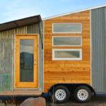 Boulder Tiny House Front