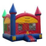 Bounce House Kids Birthday Invitations Invitation Duck