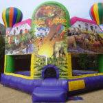 Bounce Houses Dallas Rental