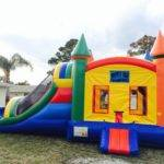 Bounce Rentals Has Moonwalk Jumpers Waterslides Houses